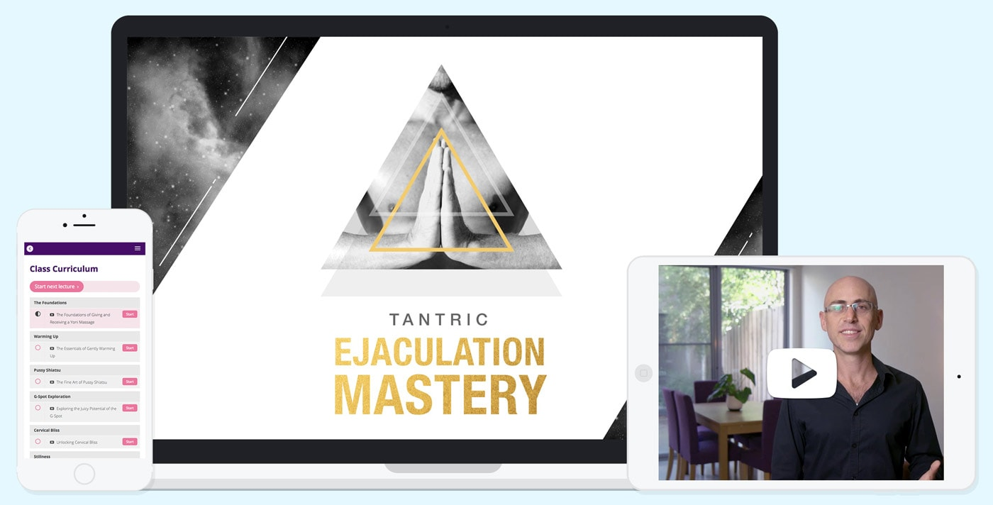 Tantric Ejaculation Mastery