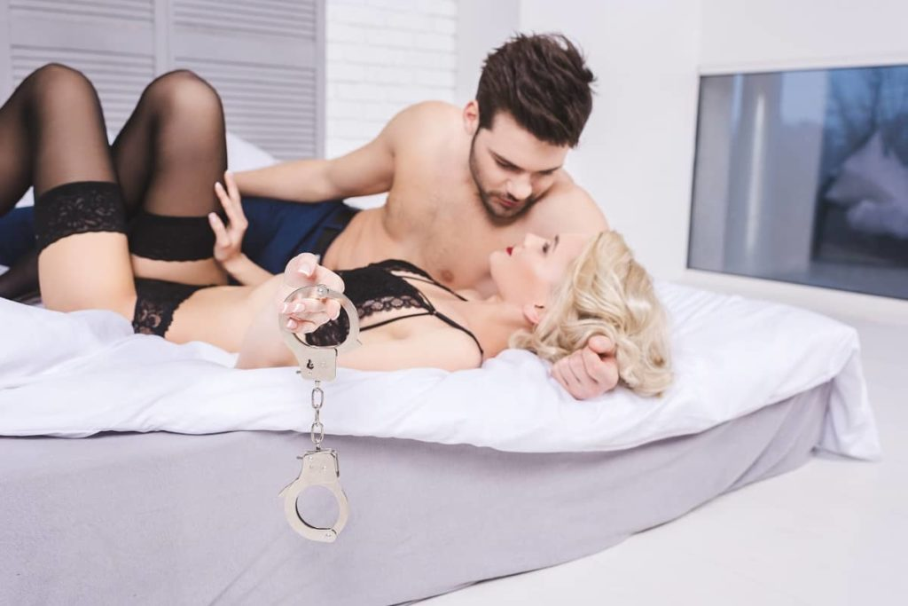 Couples that openly discuss their sexual fantasies have a greater connection
