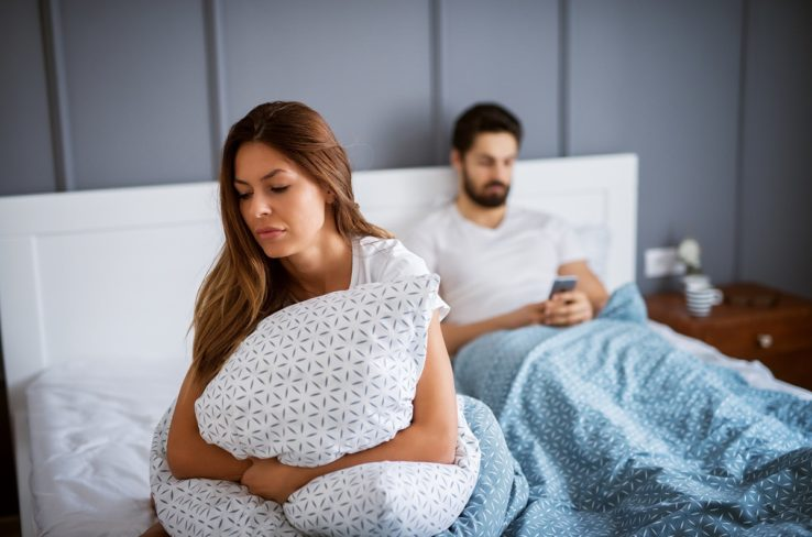 Tips to help you deal with sexual frustration