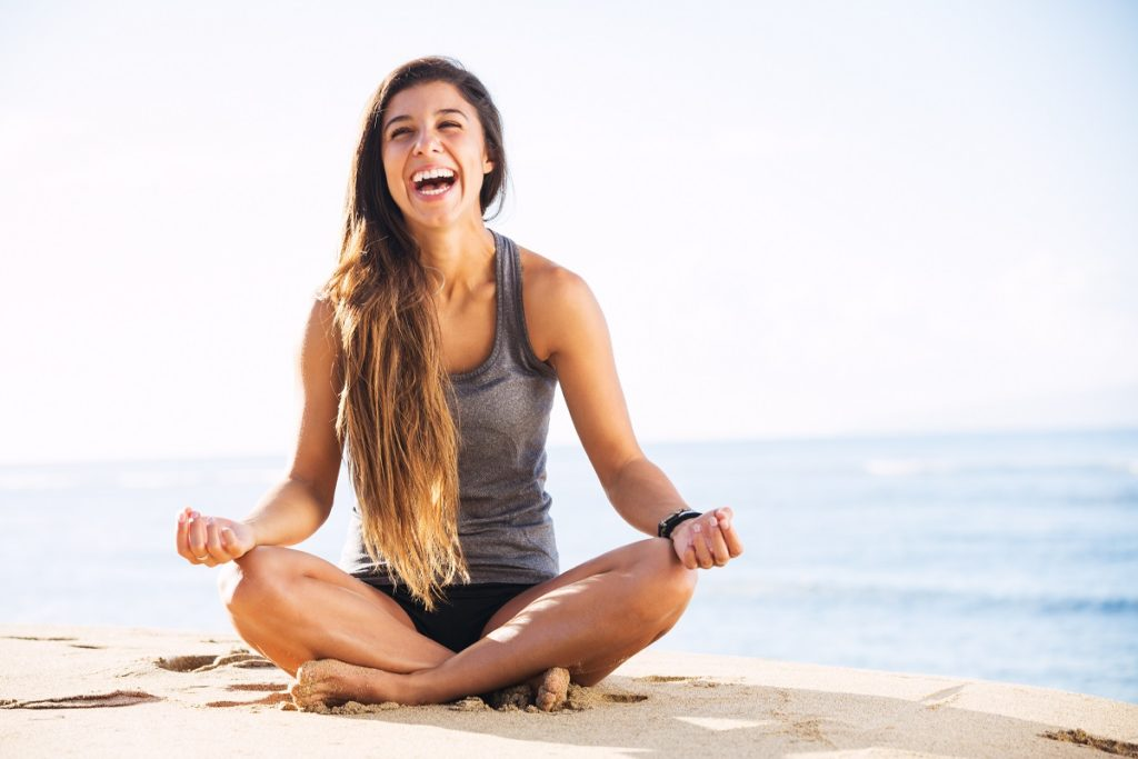 Exercise can help you overcome negative feelings